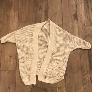 loose nit summer sweater